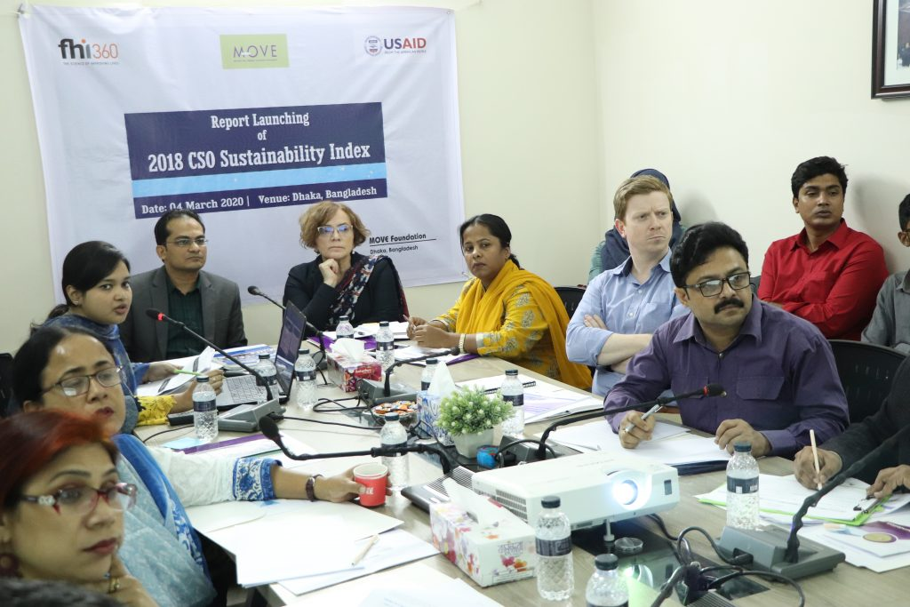CSO Report-Bangladesh Launching_1