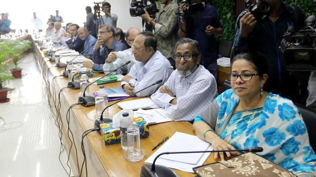 Election Commission Meeting-2017-3
