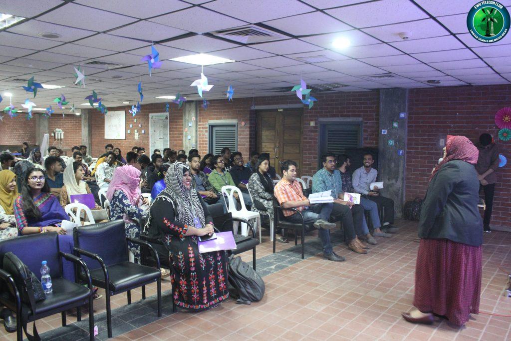 Seminar-East West University,2020_2